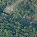 Jewish Cemetery Weißensee (Birds Eye)