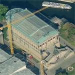 The Alte Nationalgalerie (Old National Gallery) (Birds Eye)