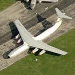 "Lockheed C-141C Starlifter ""Hanoi Taxi"" (Birds Eye)"