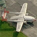 Fairchild C-119J Flying Boxcar (Birds Eye)