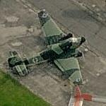 Junkers Ju 52 (Birds Eye)
