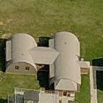 WWII Nissen Hut (Birds Eye)