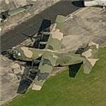 "Lockheed AC-130A ""Spectre"" Gunship"