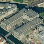 Pergamon Museum (Birds Eye)