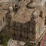 Jaén Cathedral (Birds Eye)