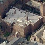 Skull and Bones - Yale University (Birds Eye)