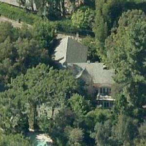 Jennifer Lawrence's House (Birds Eye)