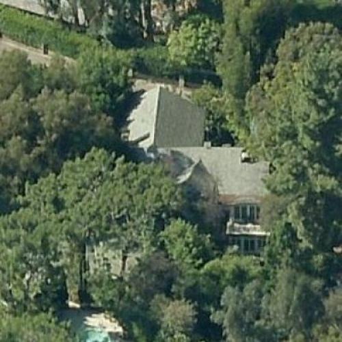 Jennifer Lawrence's House (Birds Eye)