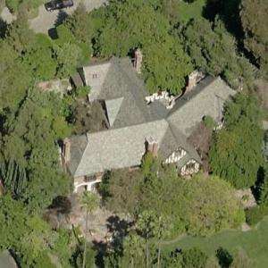 Jill Collins' house (Birds Eye)