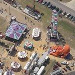 Citrus County Fair (Birds Eye)