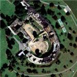 Palmerston Fort - Coalhouse Fort (Bing Maps)