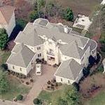 Tony Stewart's House (former) (Birds Eye)
