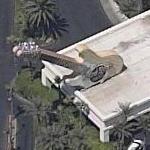 Hard Rock Hotel (Birds Eye)