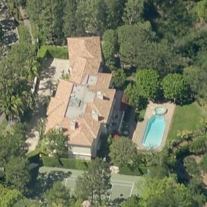 Magic Johnson's House (Bing Maps)