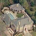 Jimmie Johnson's House (Birds Eye)