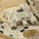 Carmelo Anthony's House (former) (Birds Eye)