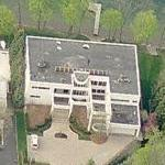 Jalen Rose's House (Birds Eye)