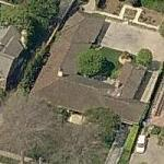 George Takei's House (Birds Eye)