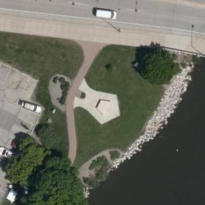 World Trade Center Memorial (Bing Maps)