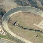 Dick Lane Velodrome (Birds Eye)