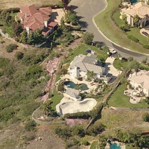 Tony Hawk's House (Bing Maps)