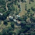 Adrian Pasdar & Natalie Maines' Home (former)