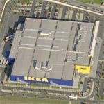 Ikea Siegen (Birds Eye)