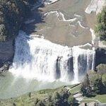 Middle Letchworth Falls (Birds Eye)