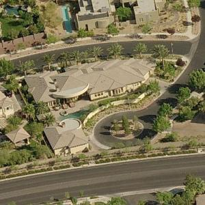 Floyd Mayweather Jr.'s House (Birds Eye)