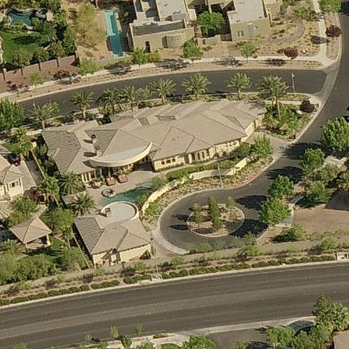 Floyd Mayweather Jr S House In Las Vegas Nv Google Maps