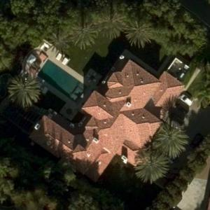 Kevin James' House (former) (Bing Maps)