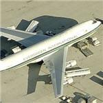 Evergreen International Boeing 747 (Birds Eye)