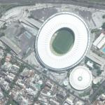 Estadio Do Maracana (Bing Maps)