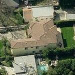 Omar Epps' House (Birds Eye)
