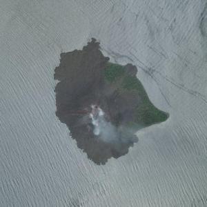 Child of Krakatoa (Bing Maps)