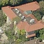 Frank Lovejoy's House (former) (Birds Eye)