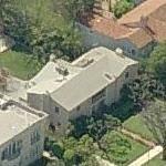 Nelson Eddy's House (former) (Birds Eye)