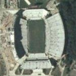 Lane Stadium (Bing Maps)