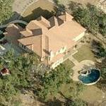 Tony Parker & Eva Longoria's House