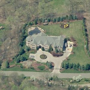 Chris Rock's House (Birds Eye)