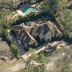 Lance Berkman's House (Birds Eye)