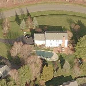 Dr. Richard Eisen's House (Former) (Birds Eye)