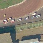 Racing at Arena Essex Raceway (Birds Eye)