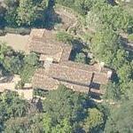 Bill Kreutzmann's House (former) (Birds Eye)