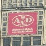 'Automobilclub von Deutschland' (Birds Eye)