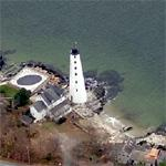 New London Harbor Lighthouse