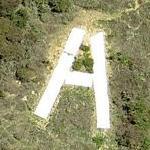"Azusa City ""A"" Symbol"