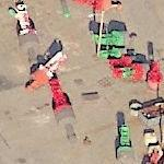 Coast Guard ocean buoy storage (Birds Eye)