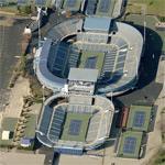 Lindner Family Tennis Center (Birds Eye)