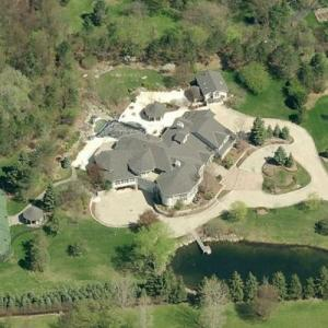 Eminem's House (Birds Eye)